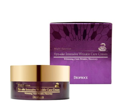 DEOPROCE Multi-Function Syn-ake Intensive Wrinkle Care Cream